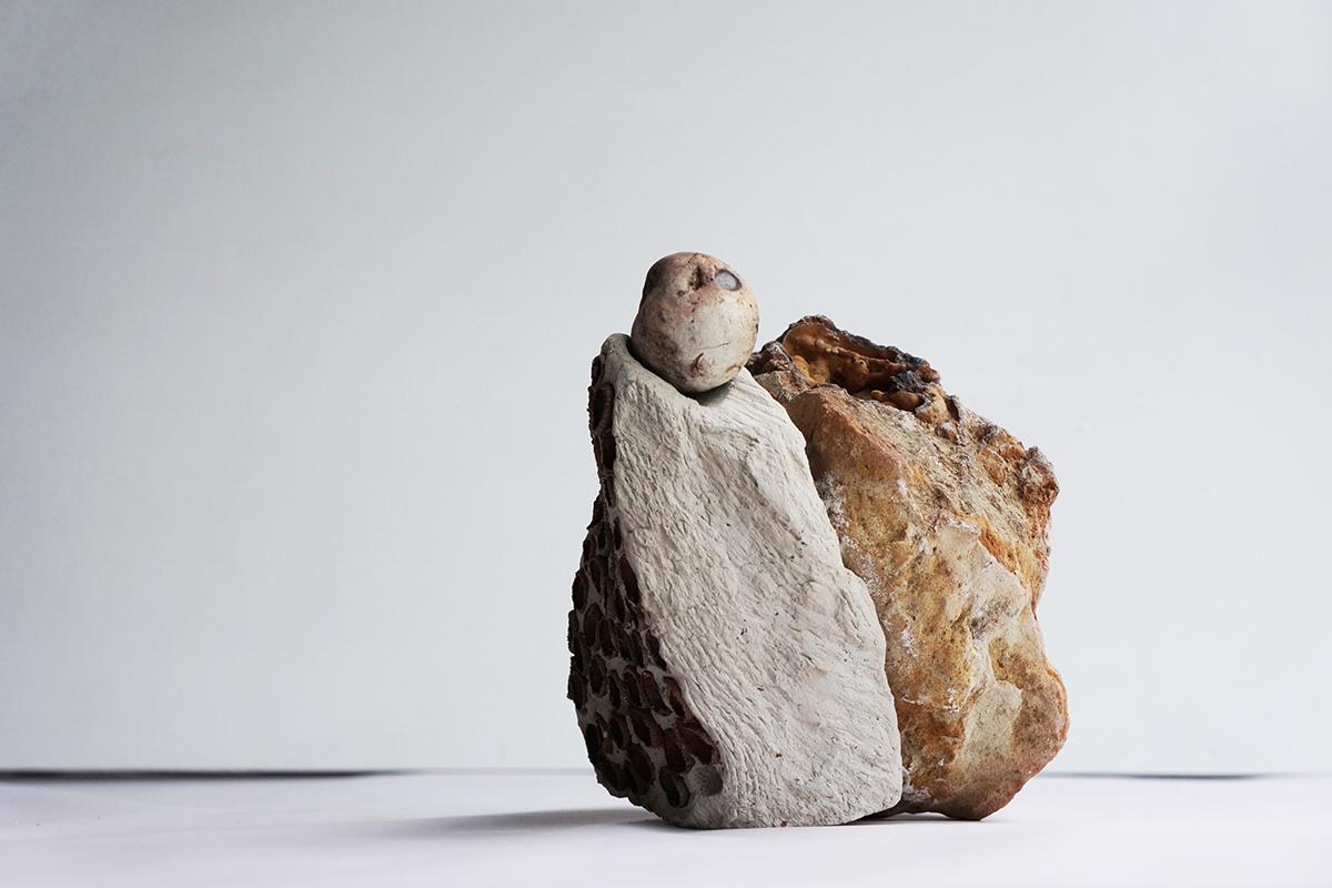 Models - Sculpture of Relationship - CHAR Warnecke Ranch CA - copyright 2016 Marie S.A. Sorensen - 2016-1-8 - DSC03631a*