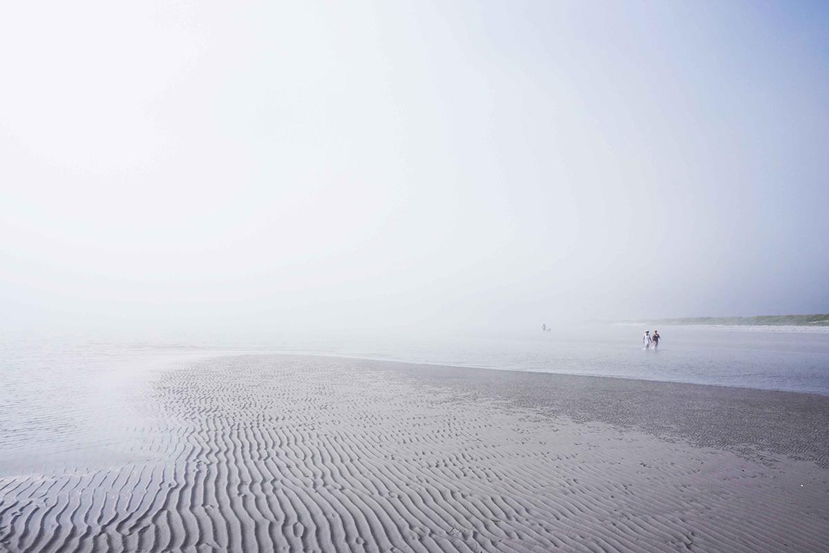 Being Human - 19 - Water - Sand Hills Beach - Nova Scotia - copyright Marie S.A. Sorensen - 2012