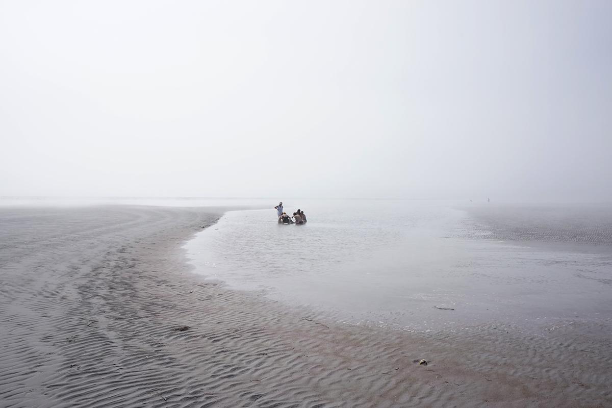 Being Human - 20 - Sand Hills Beach - Nova Scotia - copyright Marie S.A. Sorensen - 2012