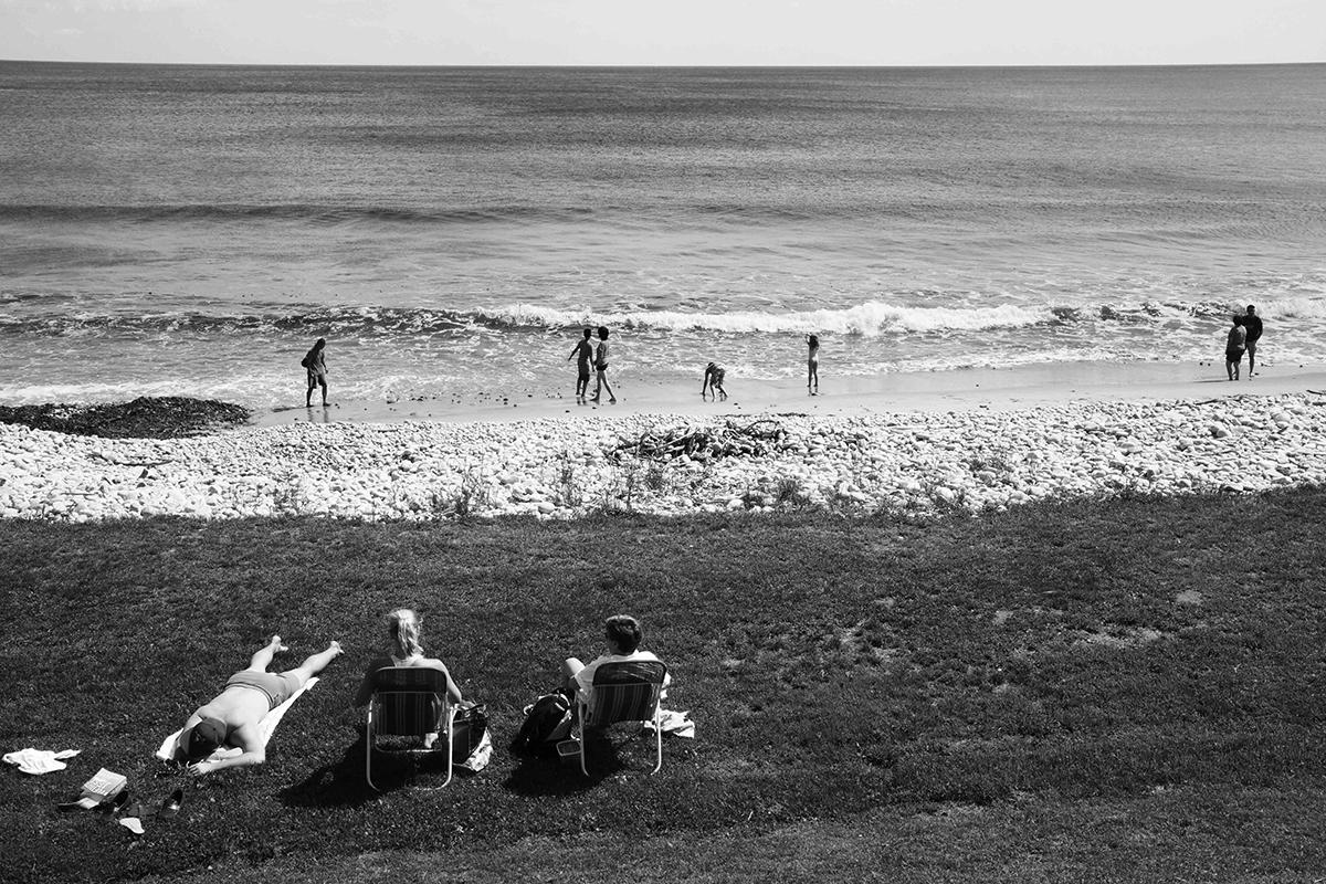 Being Human - 21 - Water - Cape Breton Island - Nova Scotia - copyright Marie S.A. Sorensen - 2012